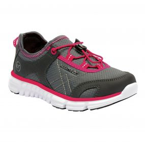 Kids Platipus II Shoe Granite Duchess