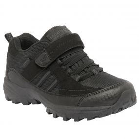 Kids Trailspace II Low Walking Shoe Black