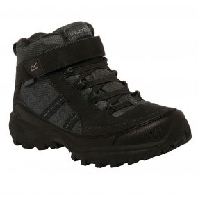 Kids Trailspace II Mid Boot Black