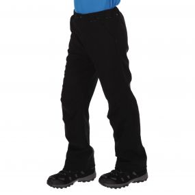 Kids Dayhike II Breathable Waterproof Trousers Black