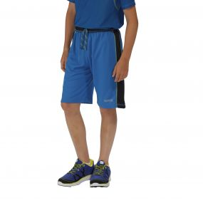 Boys Resolver Shorts Oxford Blue Navy