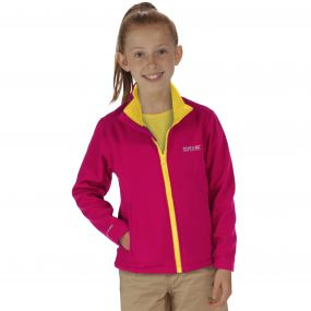 Canto III Softshell Jacket Duchess Yellow