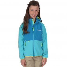 Arowana Softshell Jacket Atoll Blue