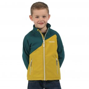 Vargo Softshell Jacket Moss Teal