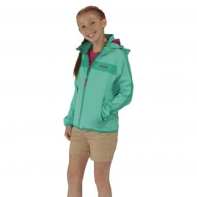 Arowana II Softshell Jacket Jade Mint