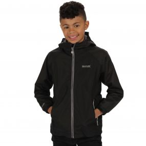 Kids Luca IV Waterproof 3-in-1 Jacket Black