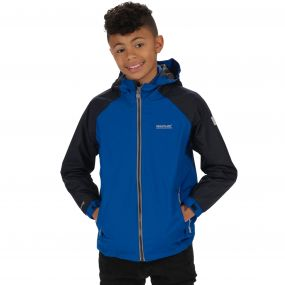 Kids Luca IV Waterproof 3-in-1 Jacket Surfspray Blue Navy