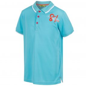 Talor Quick Dry Polo Shirt Horizon