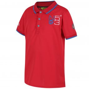 Talor Quick Dry Polo Shirt Pepper