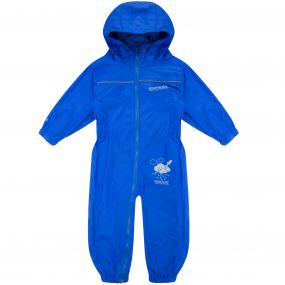 Kids Puddle IV Breathable Waterproof Puddle Suit Oxford Blue