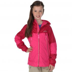 Allcrest Jacket Jem   Cerise