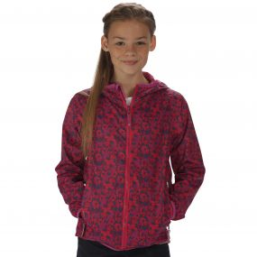 Kids Printed Lever Jacket Duchess Print