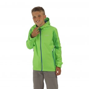 Hipoint Stretch II Jacket Green Fairway