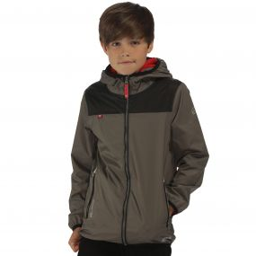 Leverage Jacket Dust Black