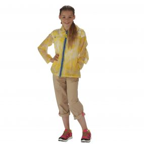Girls Epping Jacket Spring Yellw