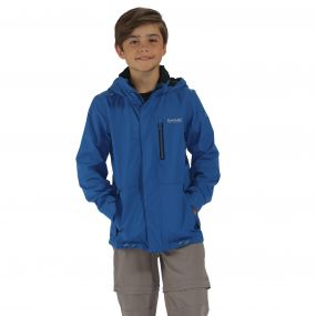 Boys Aluminite Jacket Oxford Blue