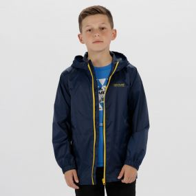 Kids Pack it Jacket III Waterproof Packaway Midnight
