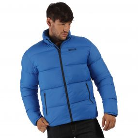Geodesy Jacket Oxford Blue
