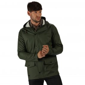 Edrik Jacket Dark Khaki
