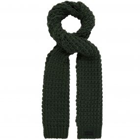 Multimix Scarf Dark Khaki