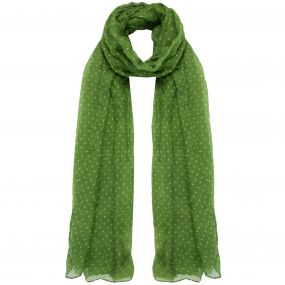 Peggie Scarf Active Green