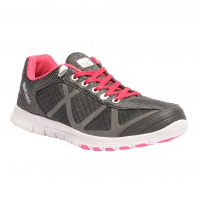 Womens Hyper Trail Low Shoe Granite Jem
