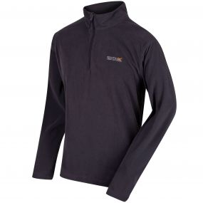 Thompson Half Zip Lightweight Fleece Iron