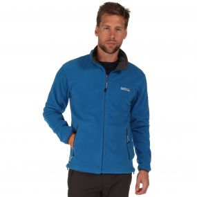 Stanton II Fleece Imperial Blue