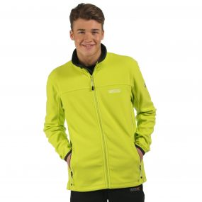 Stanton II Fleece Lime Zest