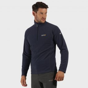 Montes Fleece Navy