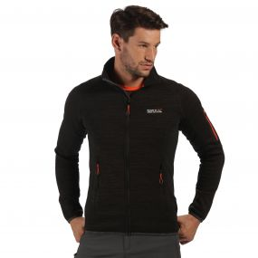 Collumbus II Fleece Black