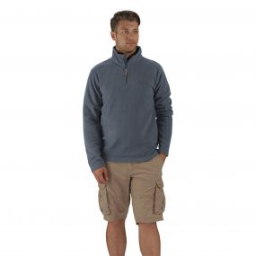 Elgon Fleece Seal Grey