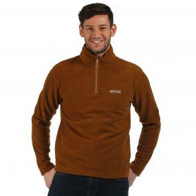 Elgon Fleece Brown Tan
