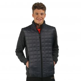 Chilton Hybrid Jacket Seal Grey