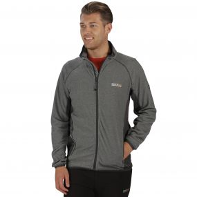Mons II Fleece Steel Grey