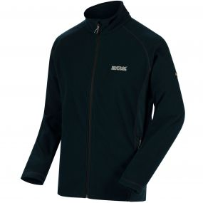 Men's Tafton Honeycomb Full Zip Stretch Fleece Majolica Blue