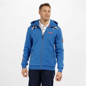 Dinnsmore Cotton Drawback Hoodie Oxford Blue