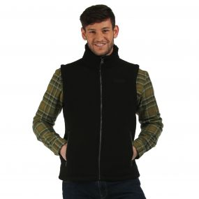 Rafferty Gilet Black