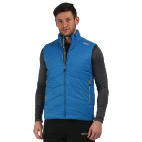 Icebound Gilet Imperial Blue