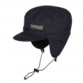 Padded Igniter Hat Black