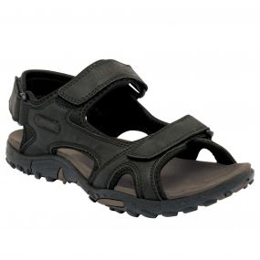 Haris Sandal Black