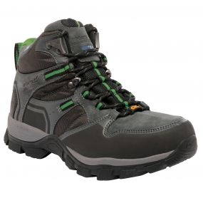 Frontier Mid Hiking Boot Briar   Green