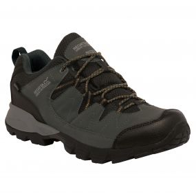 Holcombe Low Walking Shoe SlGrey IncaG