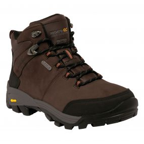 Men's Asheland Hiking Boots Peat