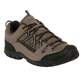 Edgepoint Low Walking Shoe Sand Peat