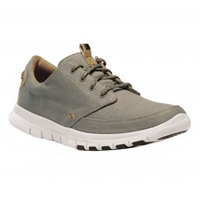 Men's Marine Lightweight Shoes Parchment Dark Camel