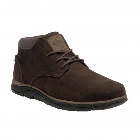 Men's Brockhurst Casual Boots Peat