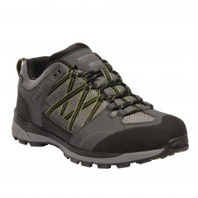 Men's Samaris II Low Hiking Shoes Briar Dark Spring