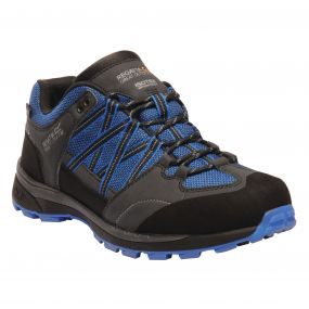 Men's Samaris II Low Hiking Shoes Oxford Blue Ash