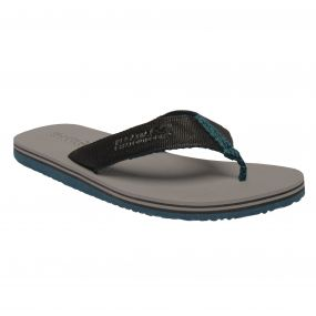Men's Rico Flip Flops Rock Grey